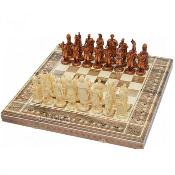 """Шахматы 3 в 1""""Казаки"""" 50х50 см."""