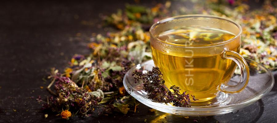 вещество в чае которое бодрит