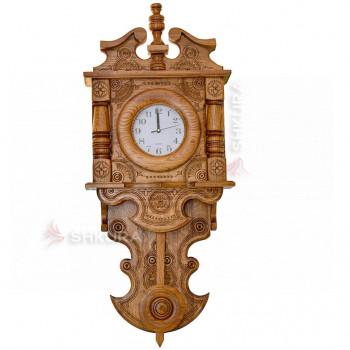 """Часы с маятником """"Венеция"""", светлые"""
