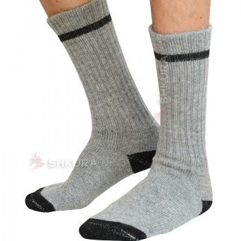 Носки трекинговые, мужские, удлиненные 21