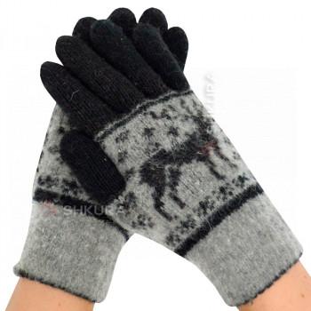 Мужские зимние перчатки 17