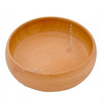Деревянная тарелка К02