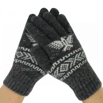 Мужские зимние перчатки 05