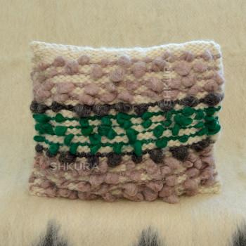 Подушка из овечьей шерсти 10