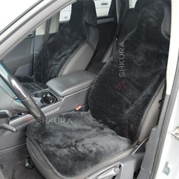 Накидка на сиденье автомобиля с подголовником 01