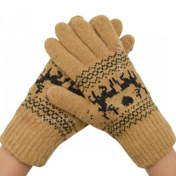 Женские перчатки, удлиненные 05. XL
