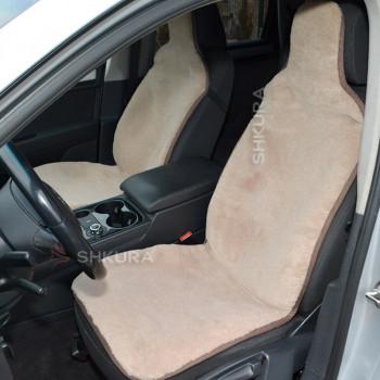 Накидка на сиденье автомобиля с подголовником 06