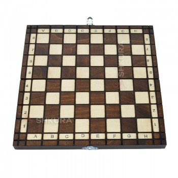Шахматная доска. 27х27 см