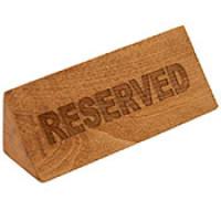 Таблички резерв для ресторана
