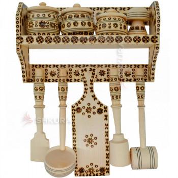 Кухонный набор, 10 предметов