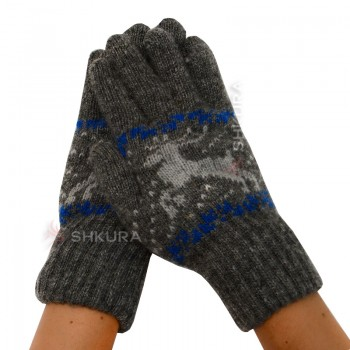Мужские зимние перчатки 16