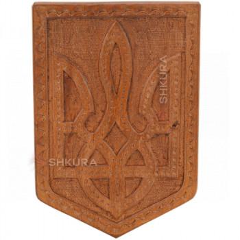Герб Украины В03, темный