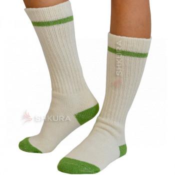 Носки трекинговые, женские, удлиненные 21