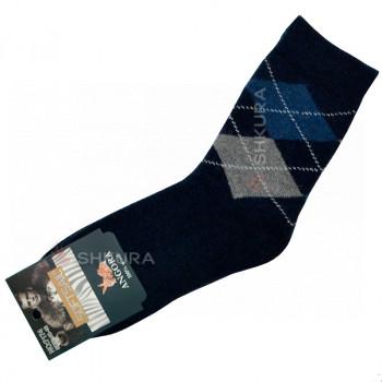 Мужские носки из ангорской шерсти 03