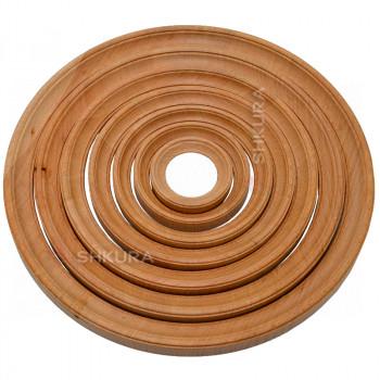 Набор деревянных фоторамок