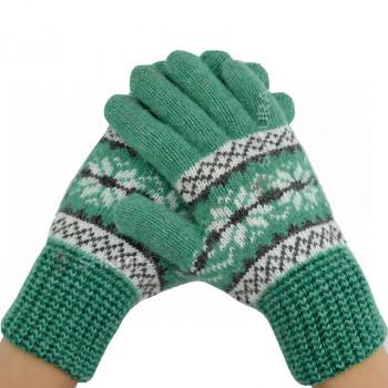 Женские перчатки, удлиненные 18