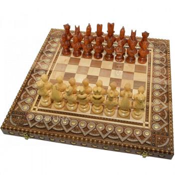 """Сувенирные Шахматы """"Египет"""". 50х50 см."""