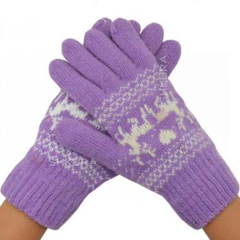 Женские перчатки, удлиненные 04. XL