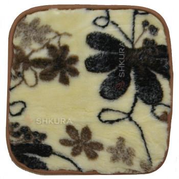 Накидка на стул из шерсти, виноград