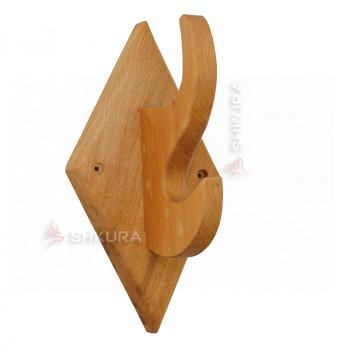 Деревянная вешалка Б05