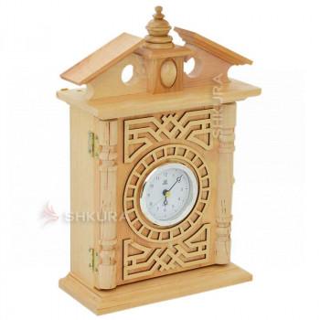Часы - Ключница, светлая