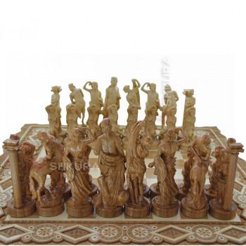 "Шахматные фигуры ""Древняя Греция"""