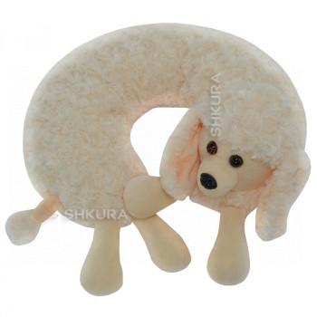 Подушка Собачка, подголовник