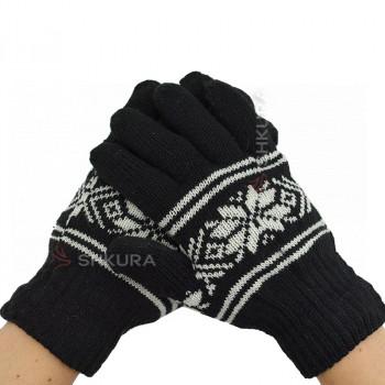 Мужские зимние перчатки Dazu 02