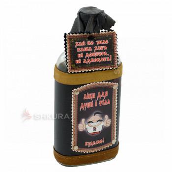 Декоративная бутылка 0,5 л. 30
