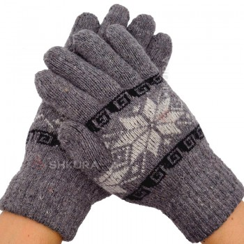 Мужские зимние перчатки 23