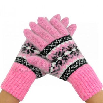 Женские перчатки, удлиненные 16