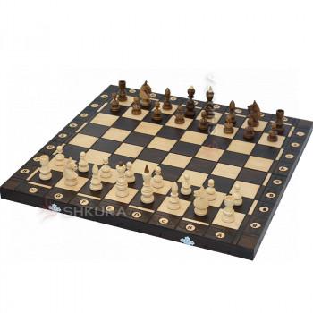 "Шахматы ""AMBASSADOR"" №2, 54х54 см"