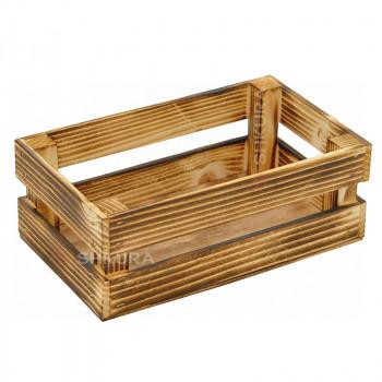 Деревянный ящик 04