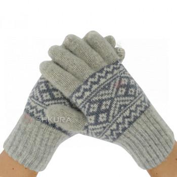 Мужские зимние перчатки 08