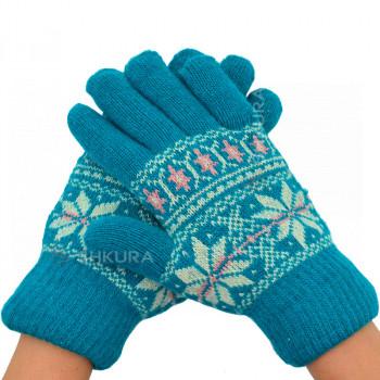 Женские перчатки Dazu 04