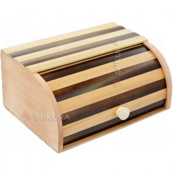 Хлебница деревянная Д07