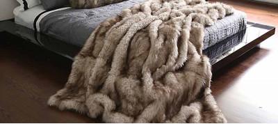 Стоит ли покупать меховые покрывала