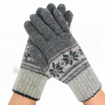 Мужские зимние перчатки 10