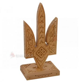 Настольный герб Украины К01