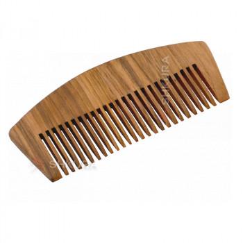 Деревянная расческа Б07