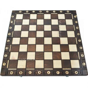 Шахматная доска. 54х54 см