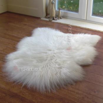 Шкура овечья Исланда (белая)