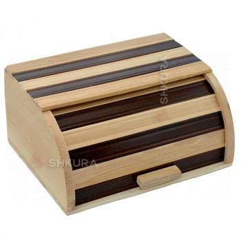 Хлебница деревянная 05