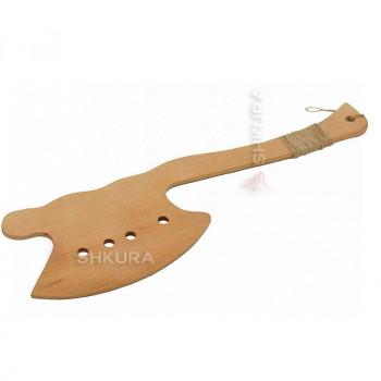 Деревянная игрушка боевой топор 015