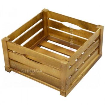 Деревянный ящик 01. Дуб