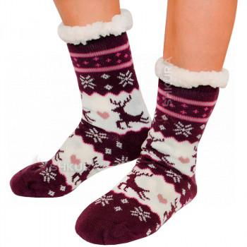 Термо носки, женские 06