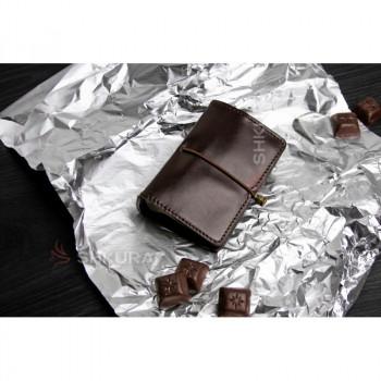 Визитница 7.0 Шоколад