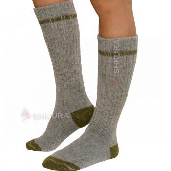 Носки трекинговые, женские, удлиненные 23