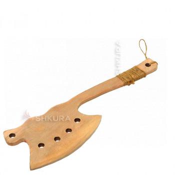 Деревянная игрушка боевой топор 014