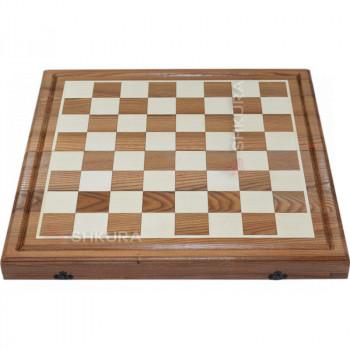 Шахматная доска, 50х50 см. Берест